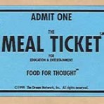 Meal Ticket For One